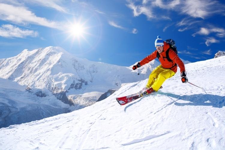Seguro viagem esportes na Suíça