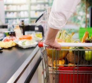 Supermercado na Itália