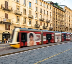 Transporte público na Itália