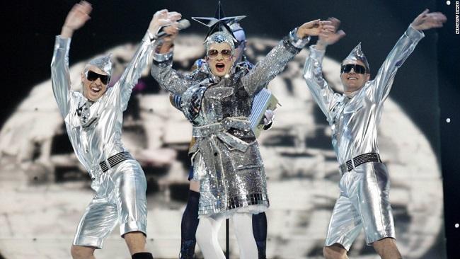 Risultati immagini per eurovision 2007 verka