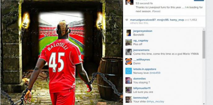 balotelli instagram