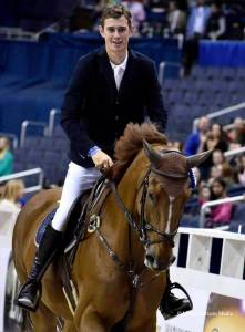 Jos Verlooyand Sunshine Win The Puissance In Washington - News - EuroHorse