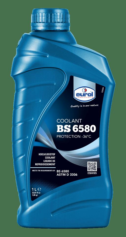Eurol Coolant -36°C BS 6580 Арт. E504105-1L