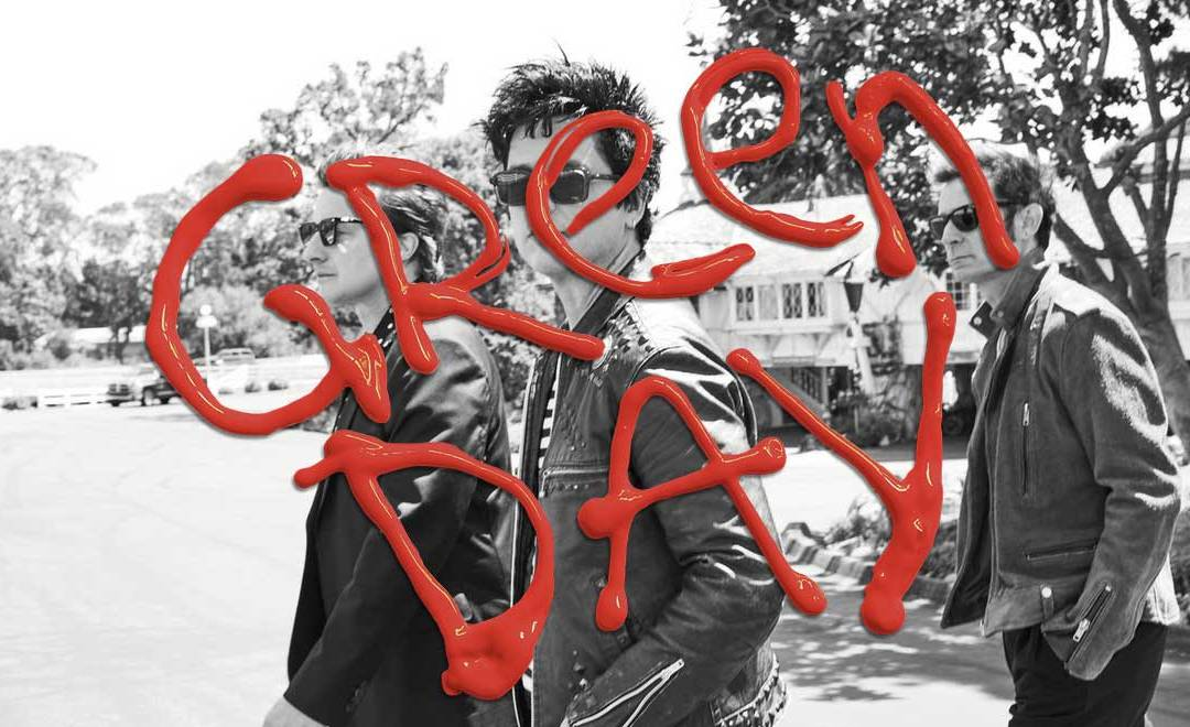 Green Day : Here Comes the shock, el nuevo single para hacer ejercicios con música punk