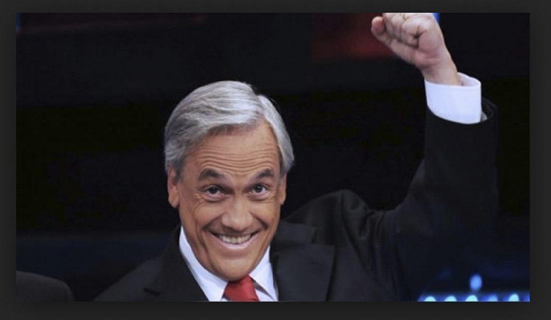 empresas zombis - dictadura de lo privado /presidente chileno Sebastián Piñera
