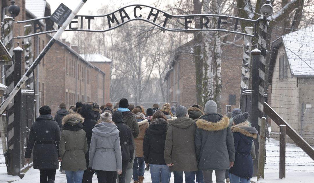 Expo en Arte Canal de Madrid muestra la brutalidad de Auschwitz