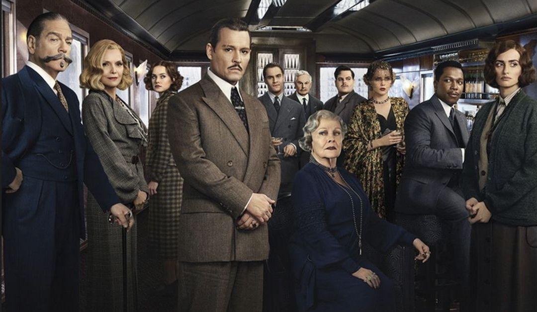 Estrenos: El Hércules Poirot de Kenneth Brannagh no desentona