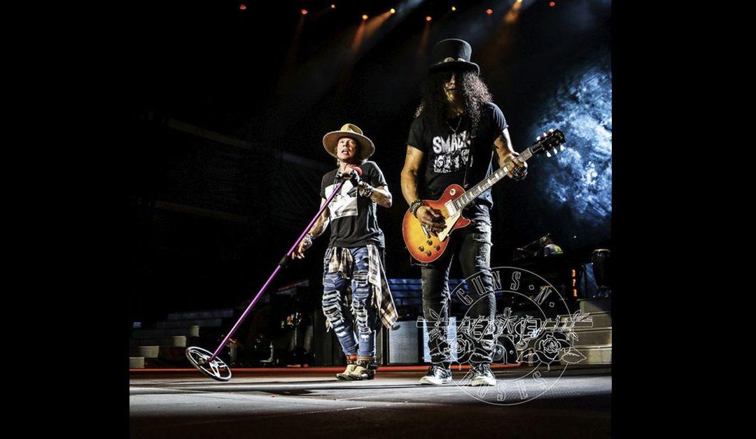 Guns N' Roses cabeza de cartel Download Madrid 2018