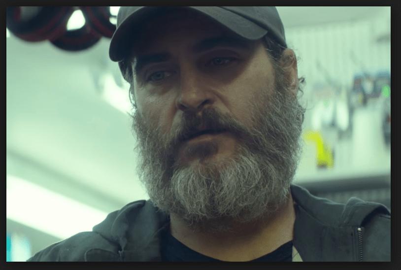 Joaquin Phoenix se viste de Taxi Driver