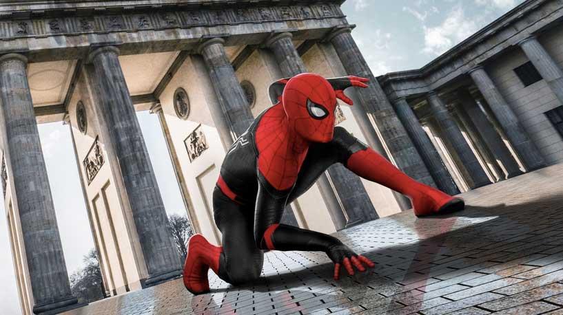 Tom Holland hace spoilers para promocionar Spiderman: Lejos de Casa