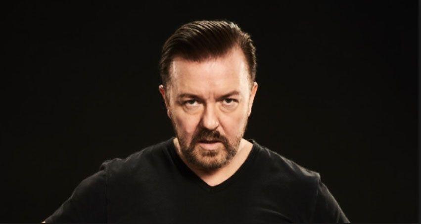 Ricky Gervais presenta su irreverencia en Madrid