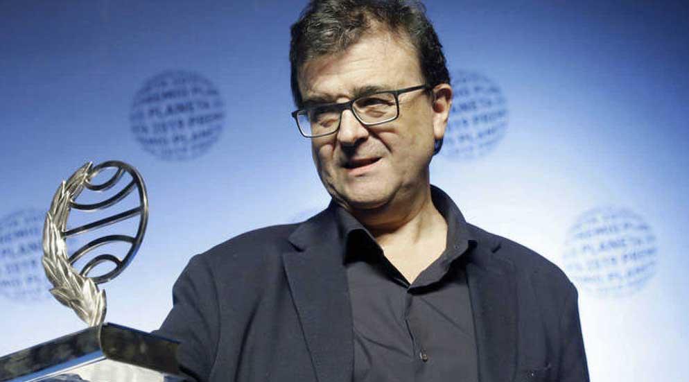 Premio Planeta 2019: Javier Cercas, el referendum y los atentados en Barcelona