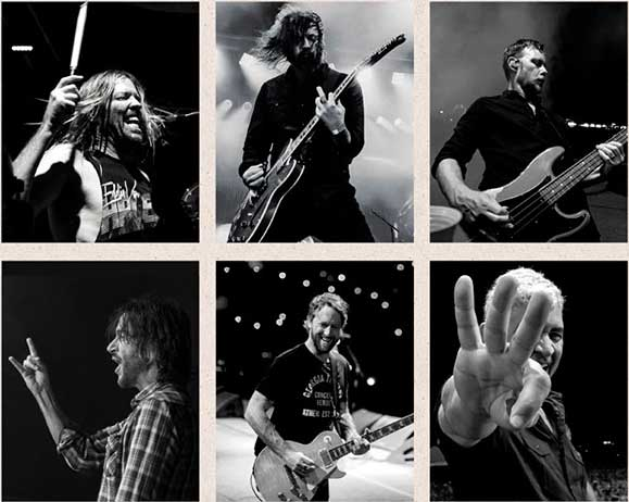 Foo Fighters nuevo disco 'Medicine At Midnight' presenta single 'Waiting On A War'