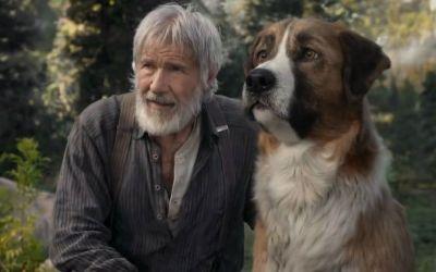 Estrenos:  Disney suaviza el cuento de Jack London 'La llamada de lo Salvaje' con Harrison Ford y un perro generado con GCI