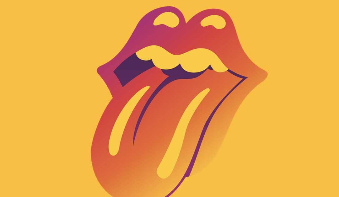 the Rolling Stones scarlet