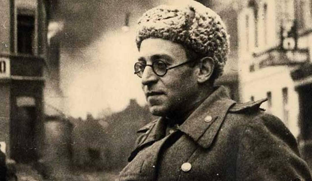 """Vasili Grossman: el corresponsal de """"Estrella Roja"""" por las calles de Stalingrado y que sobrevivió a Stalin"""