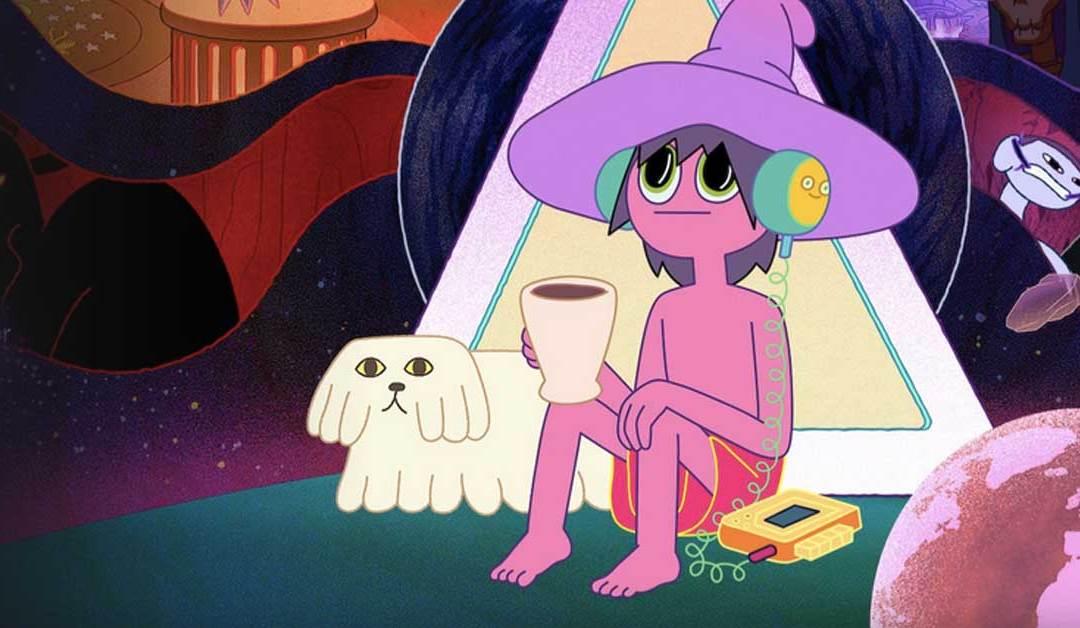 The Midnight Gospel: La serie animada psicodélica de Netflix con la que alucinan los mayores