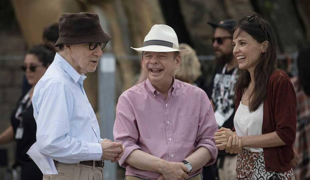 Rifkin's Festival de Woody Allen, filmada en San Sebastián, llega a los cines de España
