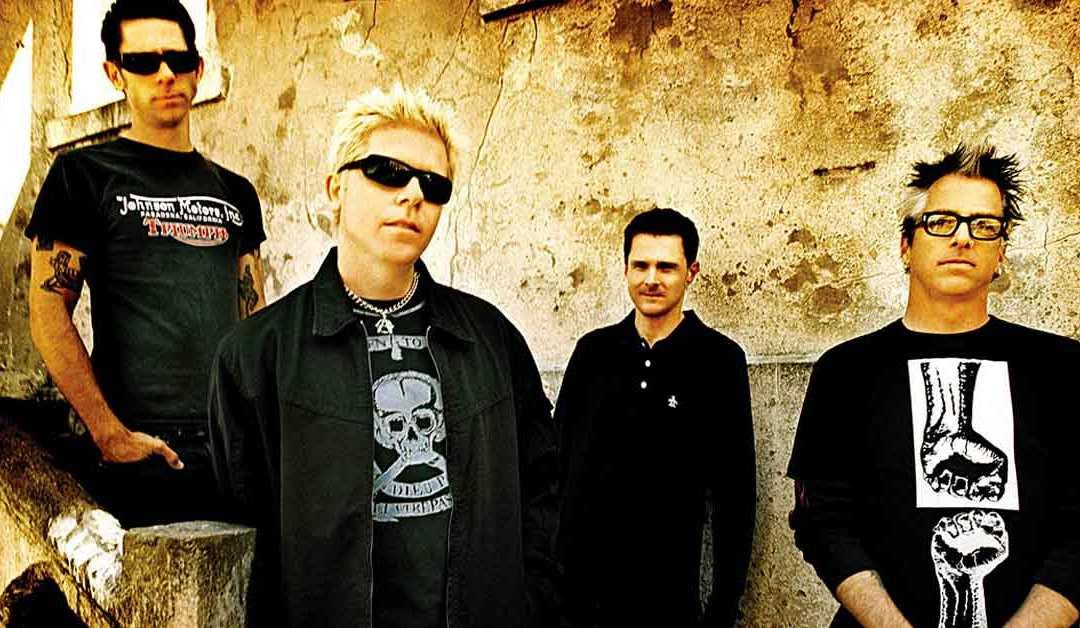 The Offspring adelantó single de su nuevo disco 'Let the bad times roll'
