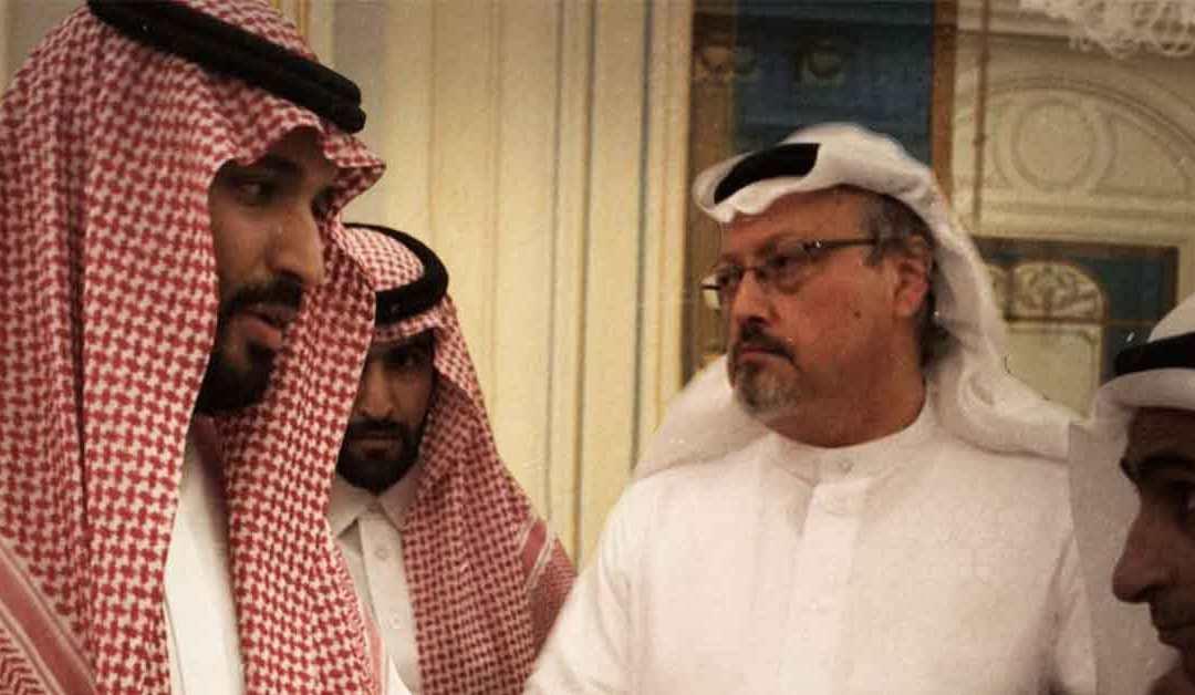 periodista jamal Khashoggi / príncipe Bin Salman