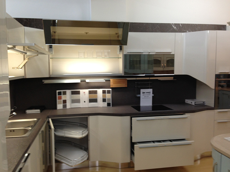 Ex Display Designer Kitchens Sale
