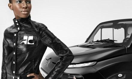 Citroënpresenta una nueva edición limitada del E-MehariStyled by Courrèges