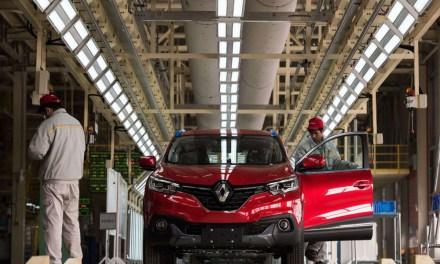 Renault lleva sus fabricas al futuro