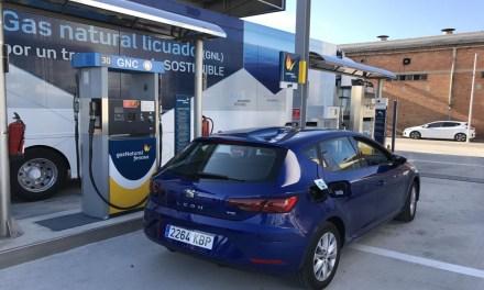 SEAT sigue apostando por el Gas Natural Comprimido