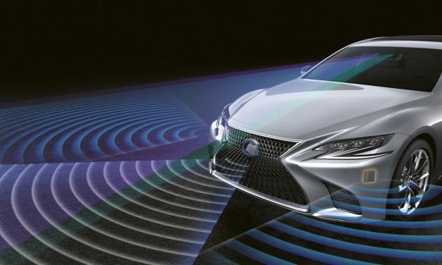 Lexus Safety System: segunda generación
