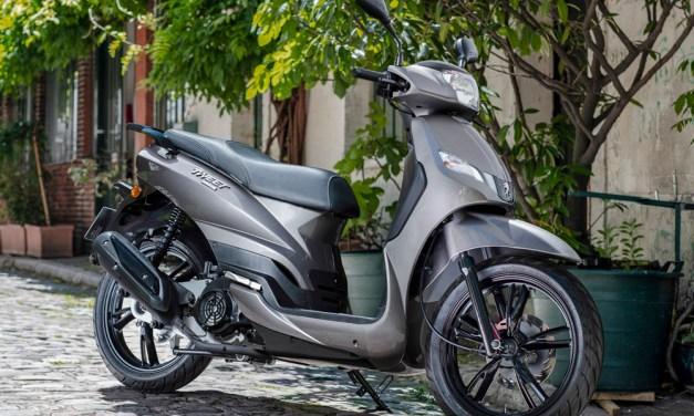 Peugeot Motorcycles refuerza su liderazgo en el segmento de los scooters de 50cc