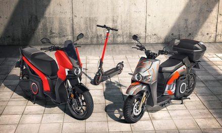 Seat Mó, la nueva marca de movilidad urbana de Seat