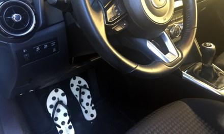 Al volante, siempre bien calzado