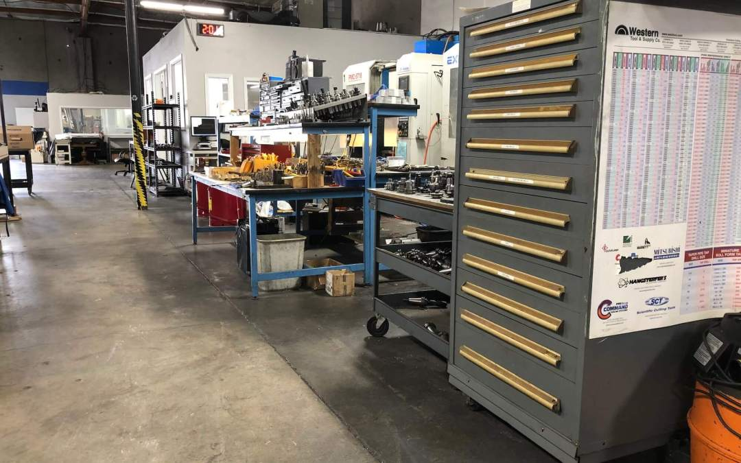 How To Choose The Right Machine Shop