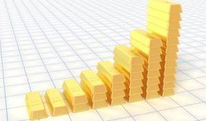 Precio del oro supera por primera vez en 5 meses los 1.300 dólares por onza