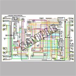 Wiring Diagram BMW K75 K75S K75RT K75C 1986  1995
