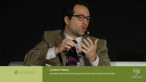 Luciano Hazan, relator para México del Comité de la ONU contra las Desapariciones Forzadas. Foto: Youtube
