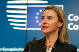 Federica Mogherini. Foto: EAAS