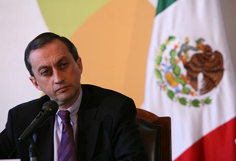 Juan Manuel Gómez Robledo. Foto: SRE