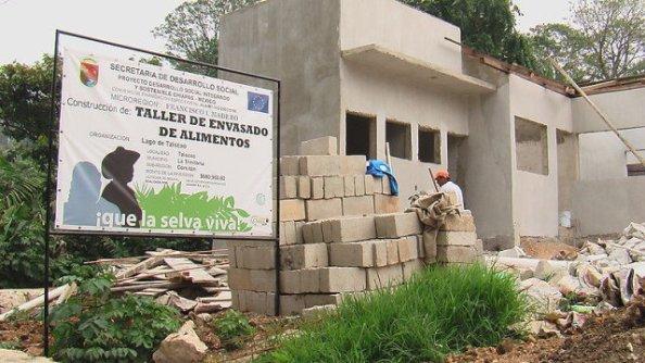 Proyecto de Prodesis en Chiapas