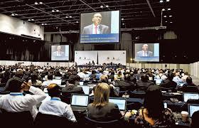 Sesión plenaria de la CMTI