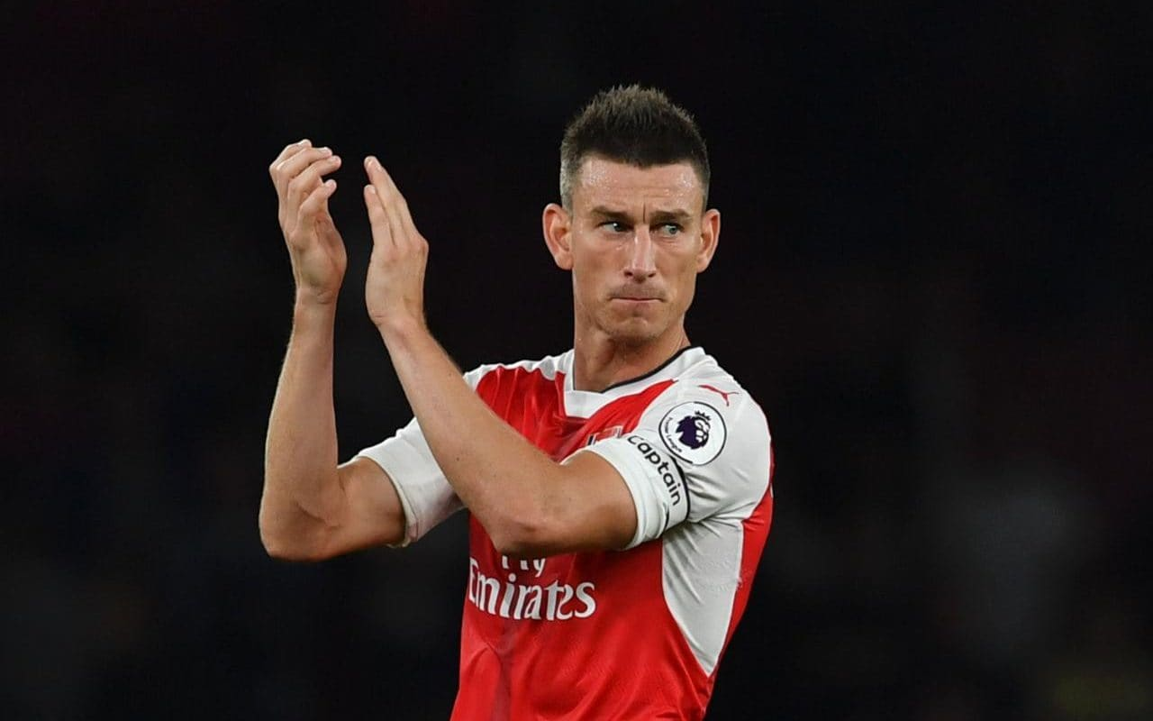 Image result for laurent koscielny 2017