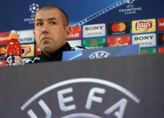 Jardim «Je crois qu'on a fait une très belle Ligue des Champions, on en est heureux et fier»