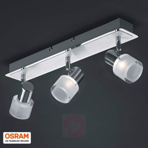 Bright LED ceiling light Gaye  three bulb  Ceiling Lights  LIGHTS CO     Bright LED ceiling light Gaye  three bulb   Ceiling Lights
