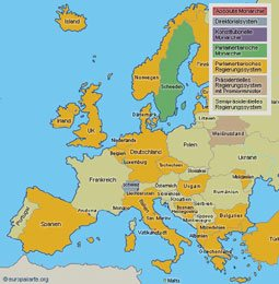 Europakarte Die Karte Von Europa