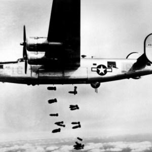 Bombák és repülőgéproncsok a Fertőben
