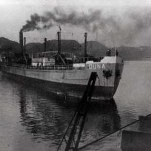 Az Anna teherhajó pusztulása