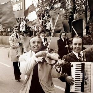Bécsben 1984 majálisán