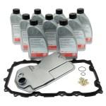 Audi Porsche Vw Automatic Transmission Service Kit 09d 6 Speed 005069 By Europa Parts