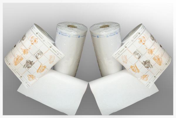 Bobines de Papel Charcutaria/Pastelaria (Uso Alimentar) Com e Sem Personalização