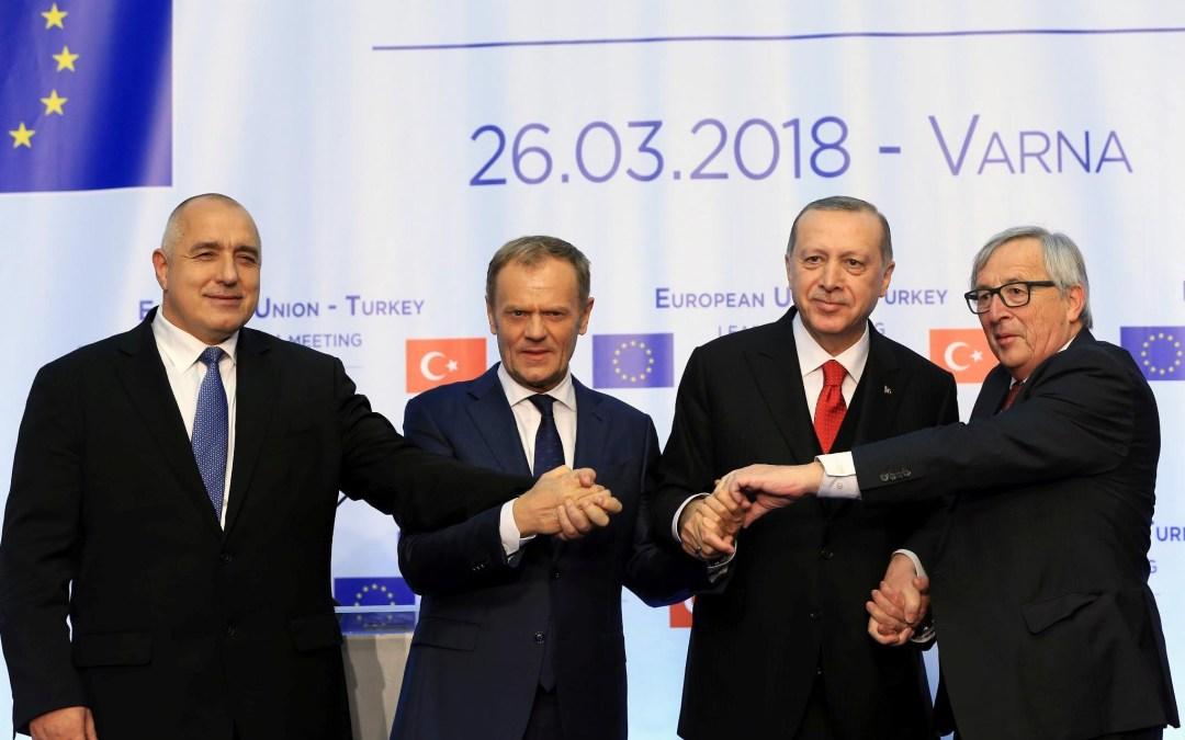 مصير الاتفاق الأوروبي التركي وملف المقاتلين الأجانب ؟